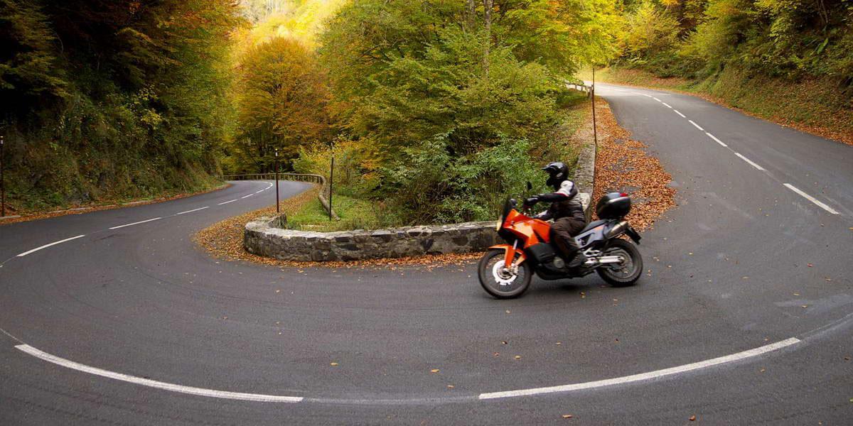 Moto Trail Cerdanya Pirineo guiada y autoguiada