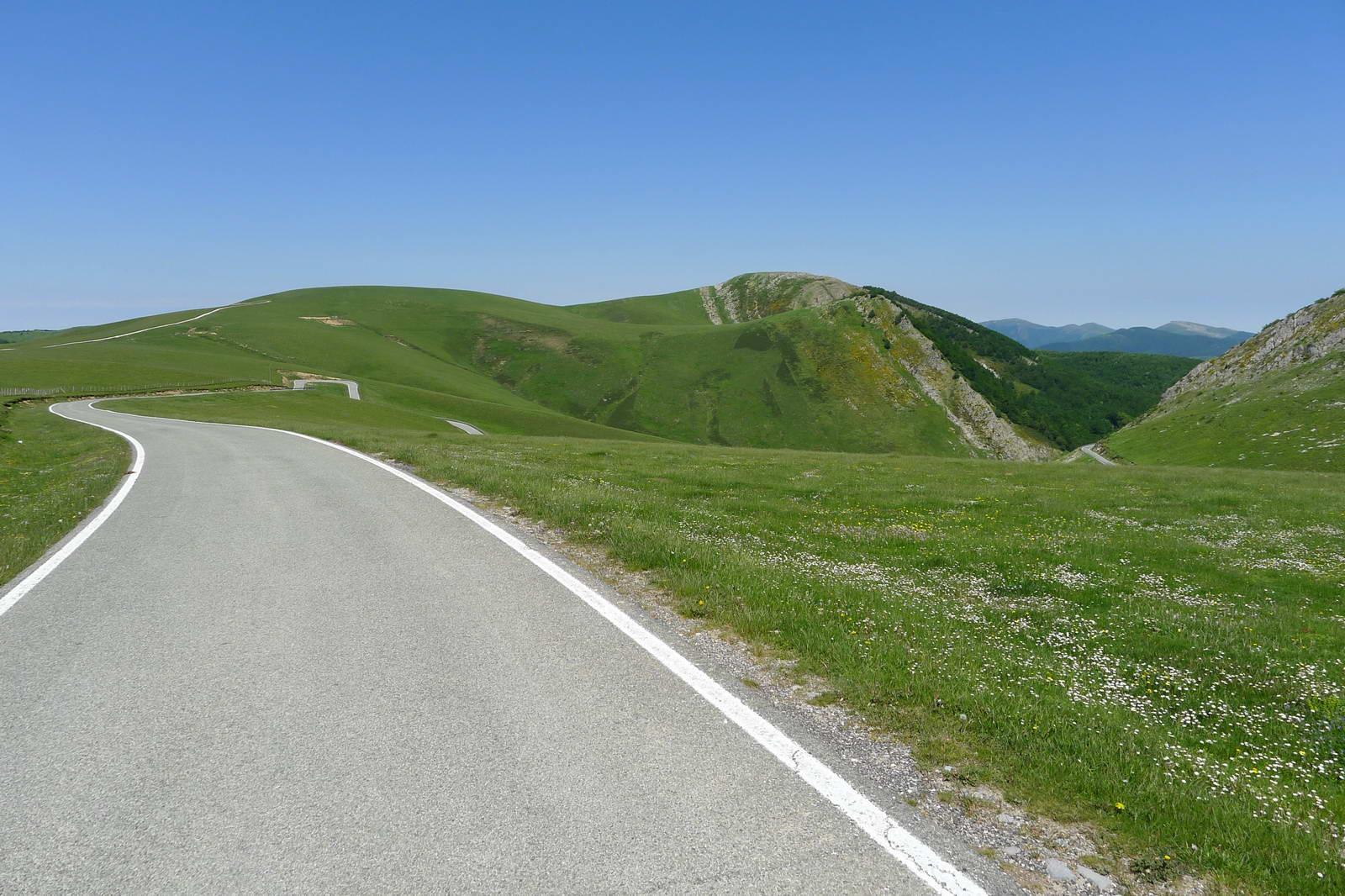 Ruta por asfalto – carreteras secundarias