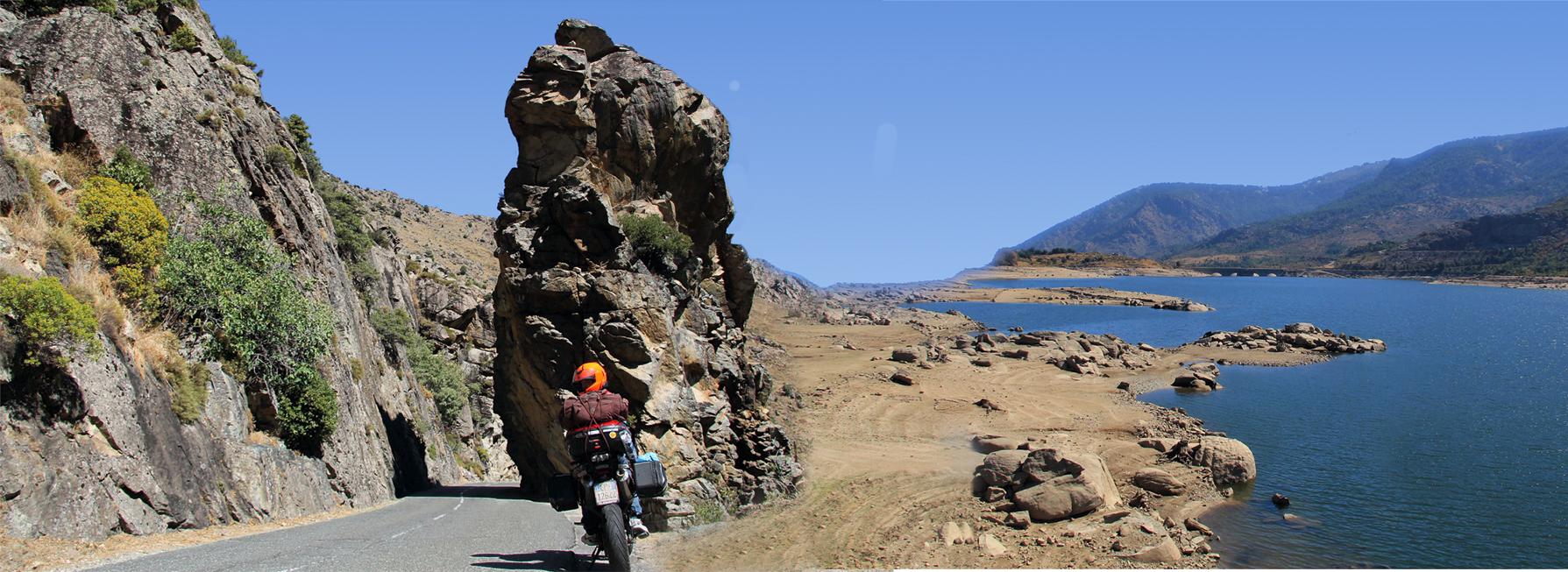 Córcega en moto discoverymoto.com, cerdeña, costa mediterranea