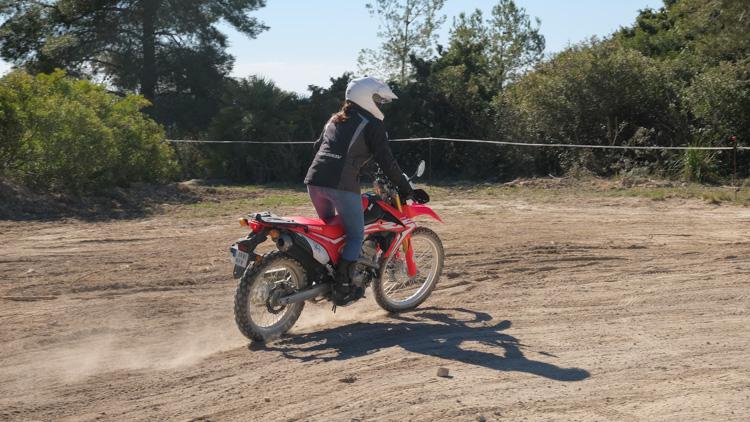Honda CRF250L www.discoverymoto.com