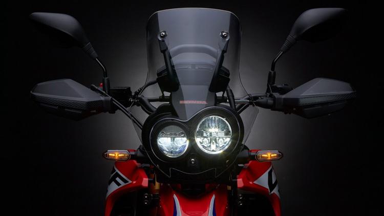 Honda CRF250 rally www.discoverymoto.com